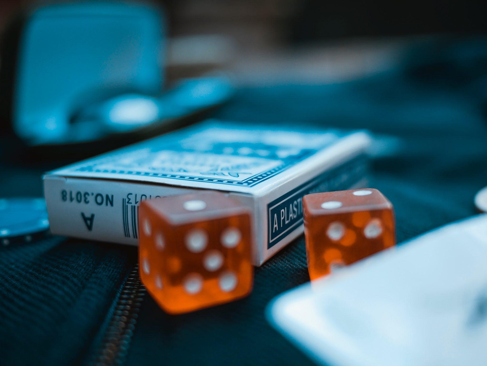 design gambling games structural