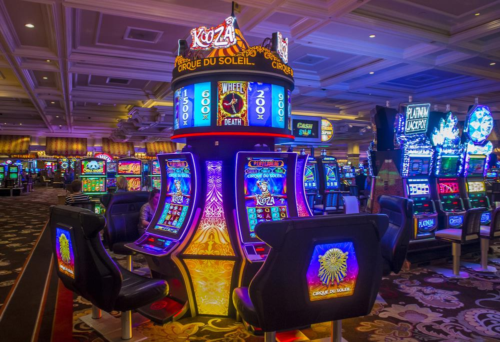 List of slot machines at hollywood casino charles town