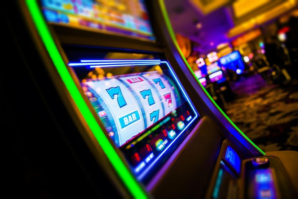 Best Ideas For Slot Machine Design