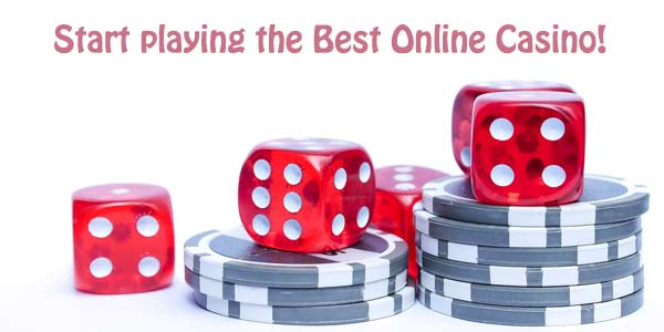 Start Online Casino Beforeyou begingambling on onlineyou want topre-determinethe quantitywith whichyou'dplay